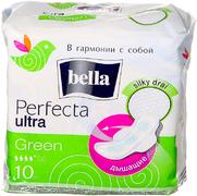 Bella Perfecta Ultra Green прокладки ежедневные ультратонкие
