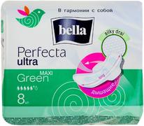 Bella Perfecta Ultra Maxi Green прокладки ежедневные ультратонкие