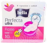 Bella Perfecta Ultra Rose прокладки ежедневные ультратонкие