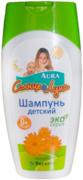 Aura Baby Календула детский шампунь 0+