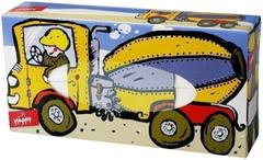 Bella Baby Happy Пожарная Машина/Цементовоз платочки детские бумажные универсальные