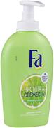 Fa Чистота и Свежесть Аромат Лайма мыло жидкое освежающее и ухаживающее для рук