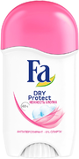 Fa Dry Protect Нежный Аромат Хлопка антиперспирант стик