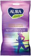 Aura Beauty Sport Lifestyle салфетки влажные освежающие