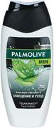 Палмолив Men Очищение и Уход Алоэ Вера и Витамин Е гель для душа 4 в 1 для тела, волос, лица и бороды