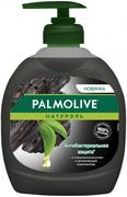 Палмолив Натурэль Антибактериальная Защита мыло жидкое для рук с активированным углем