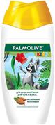 Палмолив Kids Масло Миндаля гель для душа и купания для тела и волос