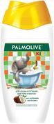 Палмолив Kids Масло Кокоса гель для душа и купания для тела и волос