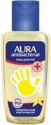 Aura Antibacterial Аромат Ванили с Экстрактом Алое гель для рук антибактериальным эффектом