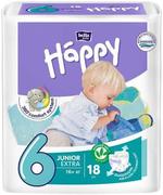 Bella Baby Happy Junior Extra подгузники детские от 16 кг