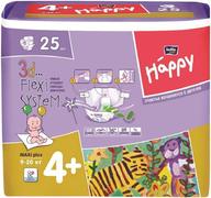 Bella Baby Happy Maxi Plus подгузники детские 9-20 кг