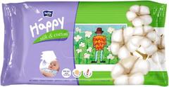 Bella Baby Happy Silk & Cotton салфетки влажные детские