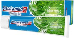 Блендамед Комплекс Свежесть Трав зубная паста с ополаскивателем