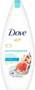 Dove Go Fresh Инжир и Цветок Апельсинового Дерева крем-гель для душа