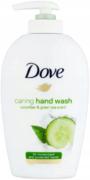 Dove Caring Hand Wash Cucumber & Green Tea Scent жидкое крем-мыло
