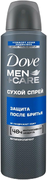 Dove Men+Care Защита После Бритья антиперспирант сухой спрей