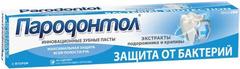 Пародонтол Защита от Бактерий зубная паста с фтором