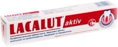 Лакалют Aktiv профилактическая зубная паста