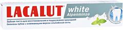 Лакалют White Alpenminze зубная паста