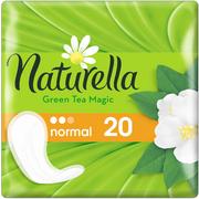 Натурелла Green Tea Magic Normal прокладки гигиенические ежедневные