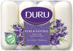 Duru Pure & Natural Лаванда мыло туалетное