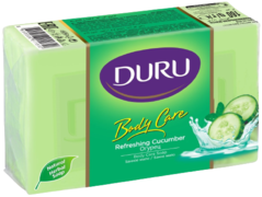 Duru Body Care Огурец мыло банное
