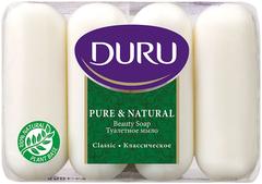 Duru Pure & Natural Классическое мыло туалетное
