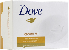 Dove Cream Oil Драгоценные Масла крем-мыло