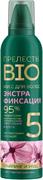 Прелесть Bio Экстрафиксация с Экстрактом Бамбука мусс для волос