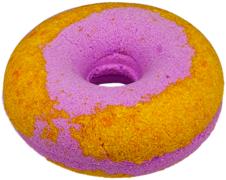 Cafe Mimi Клубнично-Банановый Пончик гейзер для ванны