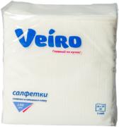 Veiro Белые салфетки бумажные