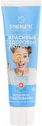 Синергетик Интенсивное Отбеливание Кокос+Мята зубная паста без фтора