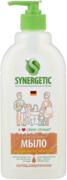 Синергетик Миндальное Молочко мыло жидкое гипоаллергенное