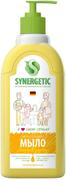 Синергетик Полевые Цветы мыло жидкое гипоаллергенное