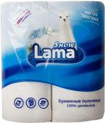 Snow Lama полотенца бумажные