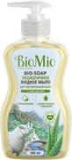 Biomio Bio-Soap с Гелем Алоэ Вера мыло жидкое экологичное для чувствительной кожи