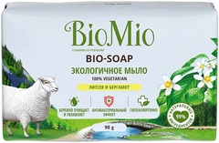 Biomio Bio-Soapт Литсея и Бергамот мыло экологичное