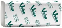 Veiro Professional Basic полотенца бумажные для рук V-сложение