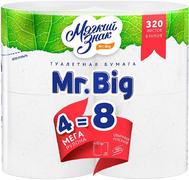 Туалетная бумага Мягкий Знак Mr. Big