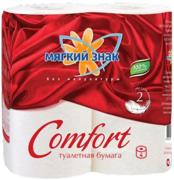 Туалетная бумага Мягкий Знак Мягкий Знак Comfort