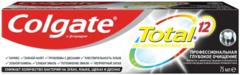 Колгейт Колгейт Total Глубокое Очищение зубная паста