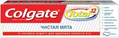 Колгейт Колгейт Total Чистая Мята зубная паста-гель