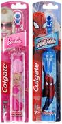 Колгейт Barbie/Ultimate Spider-Man/Batman зубная щетка для детей от 5 лет