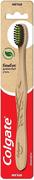 Колгейт Бамбук Древесный Уголь зубная щетка