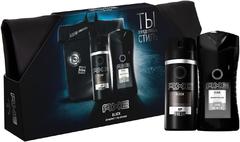 Axe Black подарочный набор (гель для душа + дезодорант-аэрозоль)