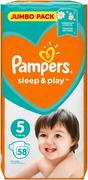Pampers Sleep & Play подгузники детские