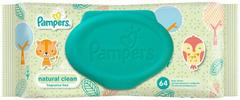 Pampers Natural Clean салфетки влажные детские