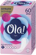 Ola! Light прокладки ежедневные без аромата