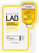 Tony Moly Master Lab Vitamin-C Brightening тканевая маска для лица с витамином С