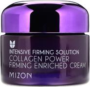 Mizon Intensive Firming Solution Collagen Power Firming Enriched Cream крем для лица укрепляющий коллагеновый